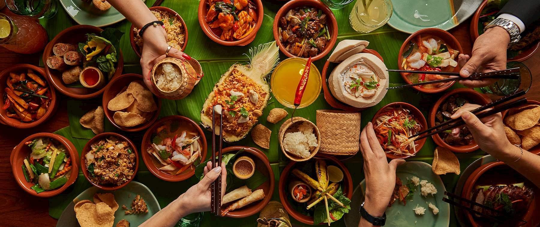 Spice Emporium Dubai Thai Cuisine The Westin Dubai Mina Seyahi