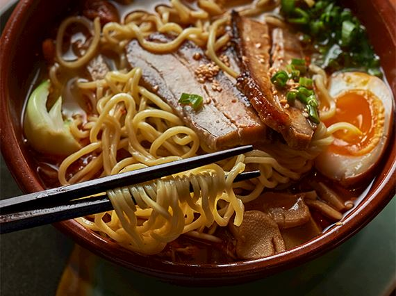 Noodles and Sides